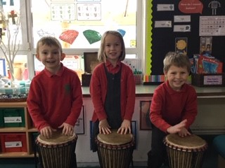 Music in year 1